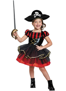 Precious Pirate Toddler Costume