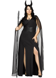 Queen Of The Evil Adult Costume - 20806