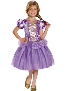 Rapunzel Classic Costume For Children