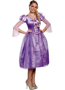 Rapunzel Costume For Adults