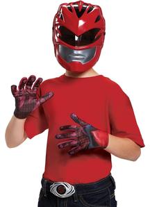 Red Ranger Child Kit