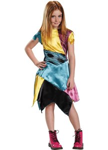 Sally Child Costume From Nightmare Before Christmas