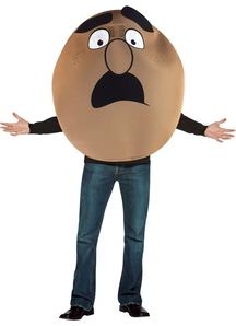 Sausage Party Sammy Bagel Costume