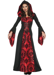 Scarlete Mistress Adult Costume