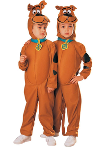 Scooby Doo Costume For Children