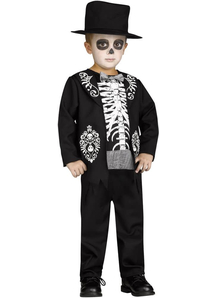 Skeleton King Child Costume