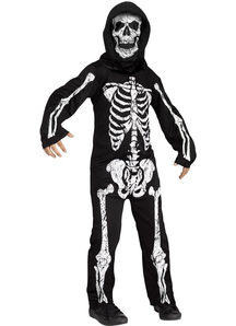 Skeleton Phantom Child Costume