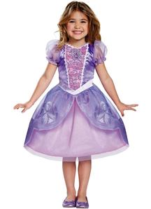Sofia Disney Costume For Children