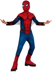 Spiderman Kids Costume