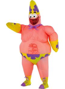 Spongebob Patrick Inflatable Child Costume