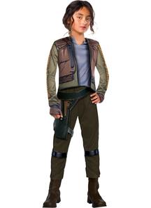 Star Wars Jyn Erso Child Costume