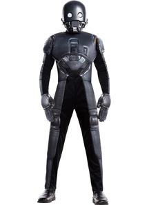 Star Wars K 2SO Child Costume