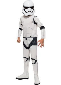 Stormtrooper Classic Child Costume From Star Wars