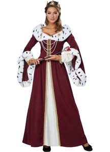Storybook Queen Adult Costume