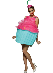 Sweet Cupcake Adult Costume