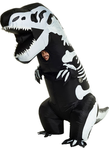 T-Rex Inflatable Adult Costume