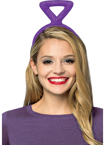 Teletubbies Tinky Winky Headpiece