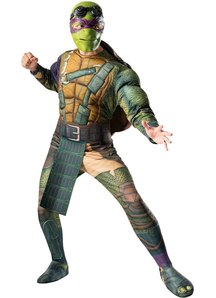 Tmnt 2 Donatello Adult Costume