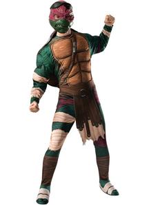 Tmnt 2 Raphael Adult Costume