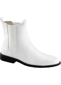 Trooper Shoes 12 White