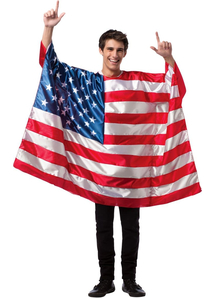 Tunic USA Flag