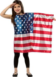 USA Flag Dress