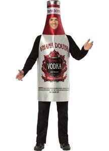 Vodka Adult Costume