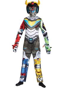 Voltron Child Costume