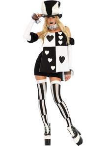 White Rabbit Female Costume Alice in Wonderland