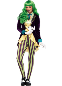 Wicked Jocker Adult Costume