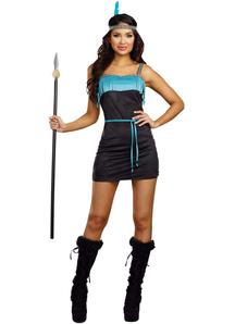 Wild Heart Adult Costume