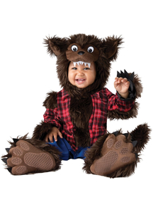 Wild Werewolf Toddler Costume