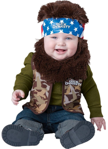 Willie Costume For Kids From Duck Dynasty