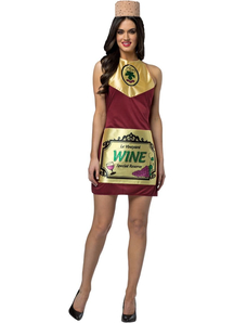 Wine Adult Costume