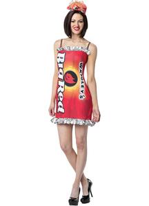 Wrigleys's Big Red Dress