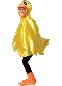 Yellow Ducky Adult Costume