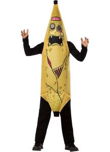 Zombie Banana Child Costume