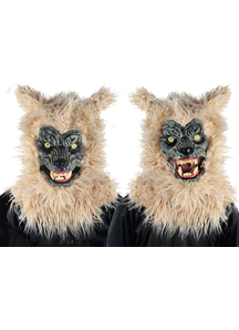 Animated Werewolf Mask