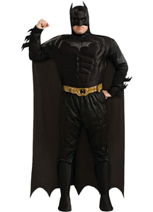 Batman Muscle Plus Size Adult Costume