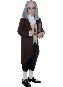 Ben Franklin Child Costume - 22029
