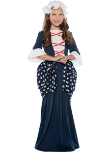 Betsy Ross Child Costume