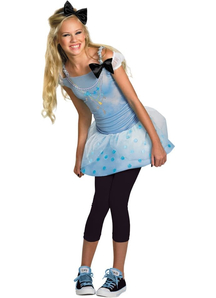 Black Cinderella Teen Costume