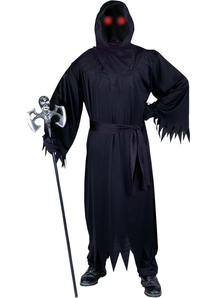 Black Phantom Adult Costume