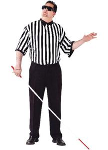 Blind Referee Adult Costume