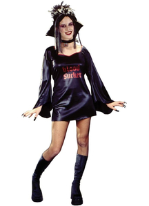 Blood Sucker Teen Costume
