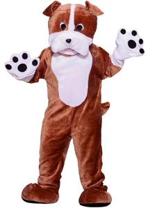 Bulldog Adult Costume