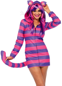 Cheshire Cat Teen Costume