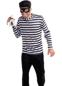 Convicted Man Adult Costume