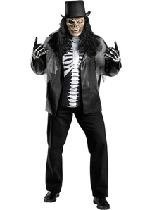 Cool Rocker Adult Costume