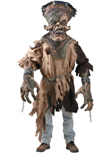 Creepy Monster Adult Costume